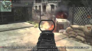 Modern Warfare 3 Multiplayer Gameplay (Full 5min) Confirmed Guns,Perks,maps,Killstreaks