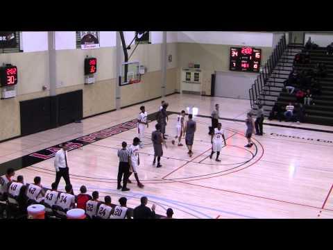 Las Positas College vs. Simpson University JV Men's Basketball Full Game