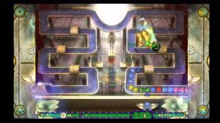 Luxor 3 Wii Gameplay Part 2