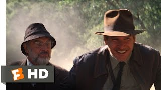 Indiana Jones and the Last Crusade (4/10) Movie CLIP - Motorcycle Chase (1989) HD