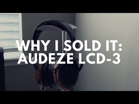 ► Why I Sold It:  Audeze LCD 3 Headphones 🎧