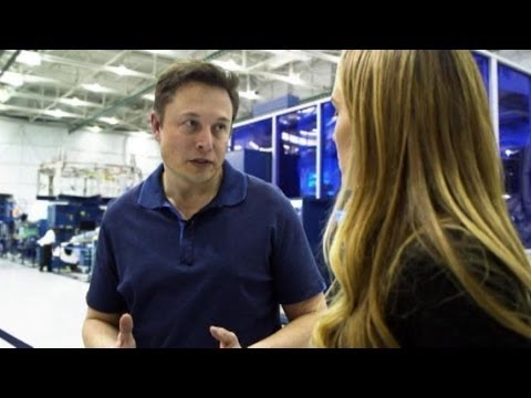 Elon Musk: The U.S. Is Thumbing Rides From Russia