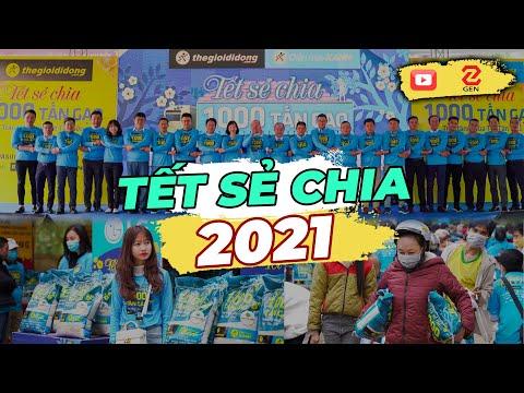 TẾT SẺ CHIA 2021: Thế Giới Di Động trao 1000 TẤN GẠO đến Quảng Bình