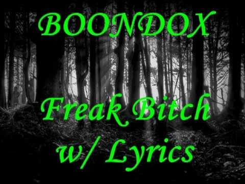 Freak Bitch w/ Lyrics