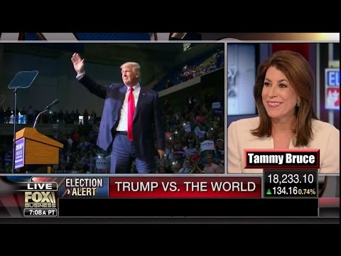 "Tammy Bruce: ""I'd rather be offended by Donald Trump, Than Left for Dead by Hillary Clinton"""