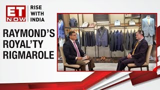 Slowdown hurting expansion drive? | Raymond's Gautam Singhania to ET NOW | EXCLUSIVE