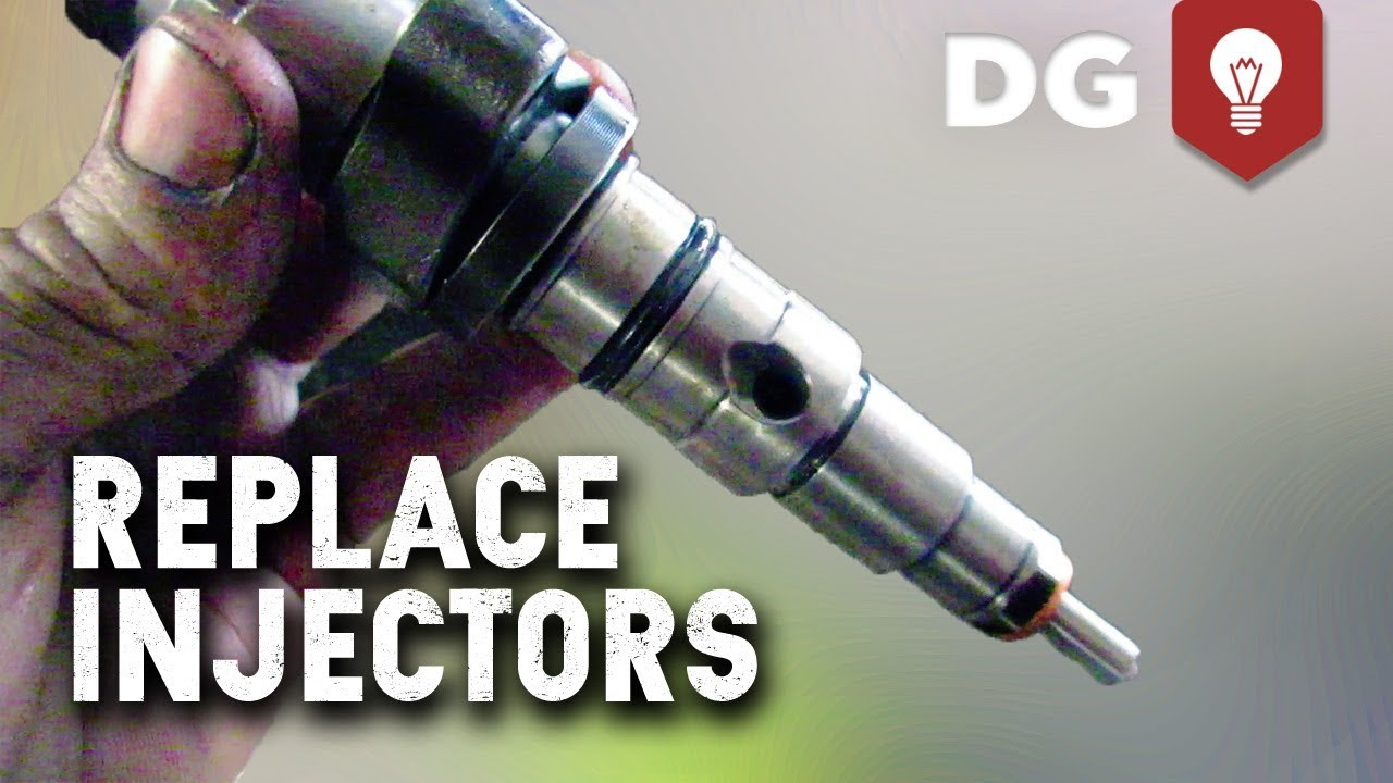 How To Replace Cummins Common Rail Fuel Injectors