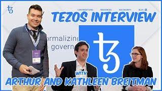 Tezos Interview with Arthur and Kathleen Breitman