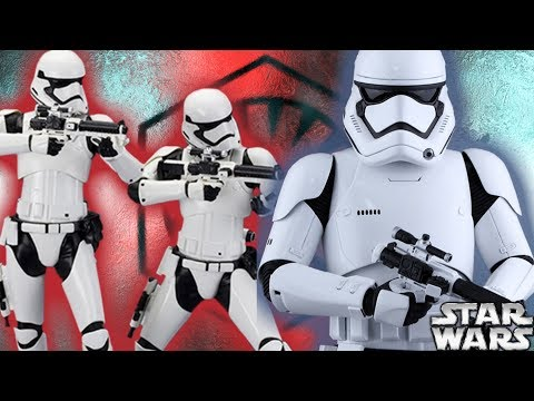 Why First Order Stomtroopers Were Forced to Execute Other Troopers - Star Wars Explained