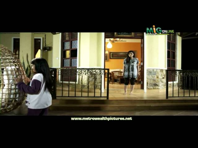 Trailer Sumpahan Kum Kum.