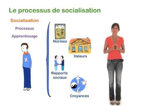 dissertation ses socialisation 1ere