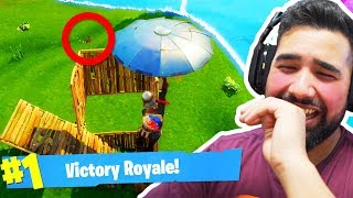 A Final 1V1 VS The WORST Fortnite Player..