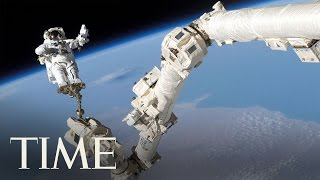 Watch LIVE: NASA Astronauts Take 2nd Spacewalk At The International Space Station | TIME