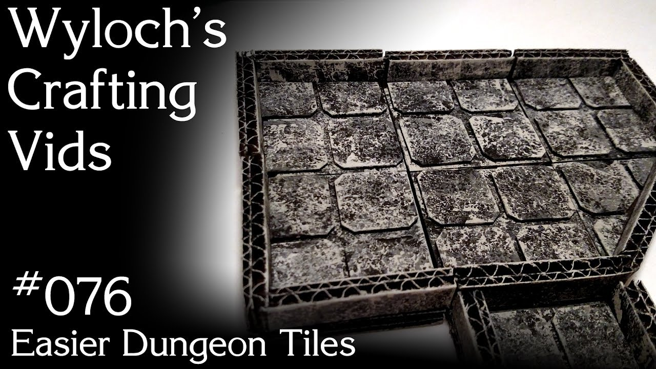 photograph regarding Dungeons and Dragons Tiles Printable called 076 - Less difficult Dungeon Tiles (Dungeons Dragons and Pathfinder Myth Terrain)
