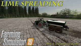 FARMING SIMULATOR 19 - This is Ireland with Seasons, let's play:- Episode 7