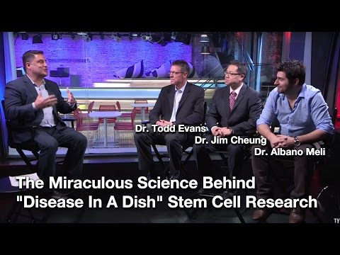 How Stem Cell Research Is Curing Heart Defects (Interview w/ Cenk Uygur)