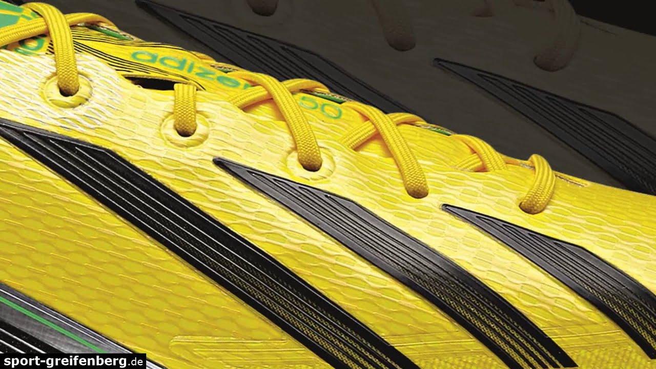 new concept ff409 0cf32 adidas f50 amarillos