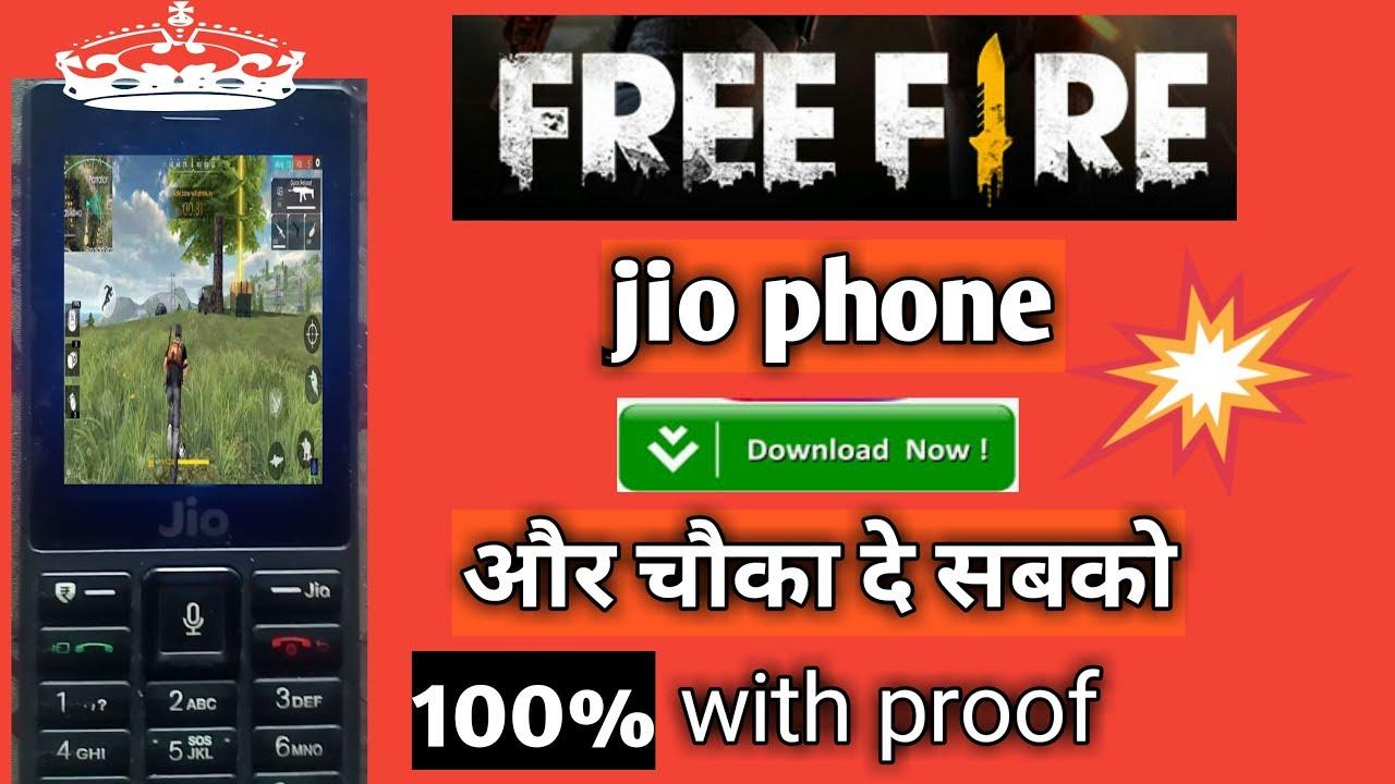 Free Fire In Jio Phone Download Free Fire In Jio Phone Youtube