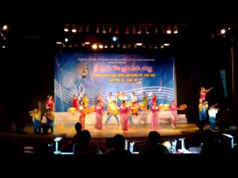 Can Tho Thanh Pho toi yeu & Khuc hat say doi