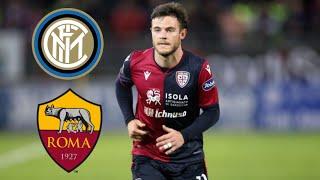 Here's Why Inter Milan & AS Roma Want To Sign Nahitan Nandez 2021 HD