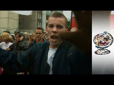 German Youths Turning to Nationalism (1998)