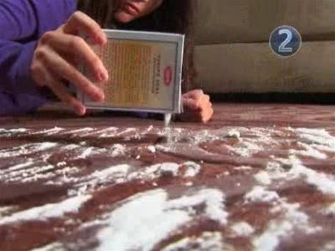 How To Deoderize Carpet With Baking Soda