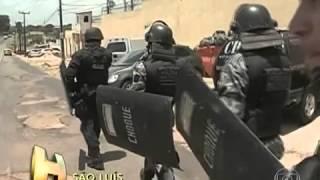 Rebelião em penitenciária deixa três presos mortos no MA 01.10.2013