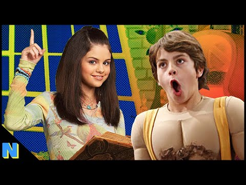 Dirty Jokes In Disney's Wizards Of Waverly Place!