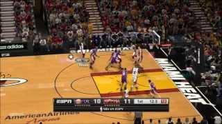 NBA 2K13 PC with net mod and arena mod | HD |