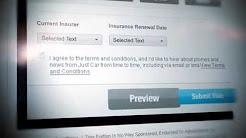 Just Car Insurance   App Case Study SD