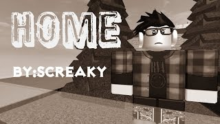 Home- Roblox music video.
