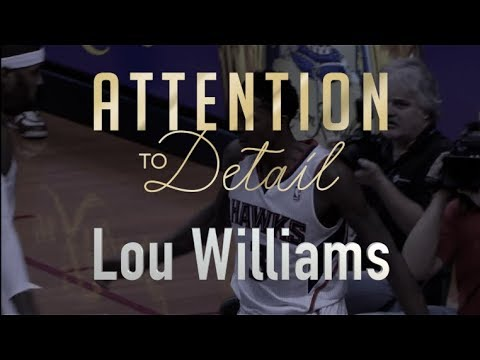 Attention to Detail: Lou Williams