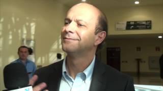 Marcos Holanda afirma apoio às ideias de inovação dos alunos das instituições