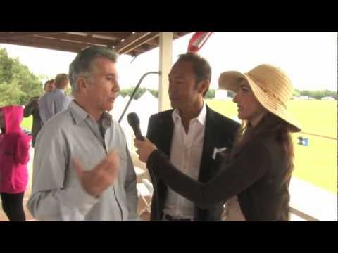 Green Cup Polo Emme Porter Interview with John Walsh, Robert Do, Marcos Bignoli