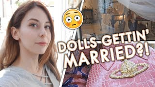 DOLLS getting MARRIED!? (Eng subs) | Yuriko Tiger