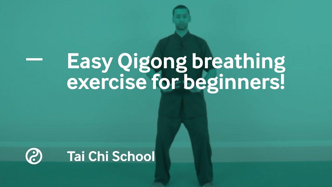 Easy Qigong Breathing Exercise for Beginners!