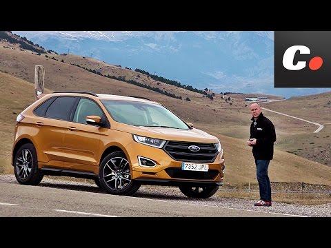 Ford Edge SUV | Prueba / Test / Review en español | Coches.net