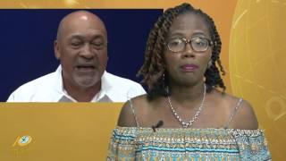Het 10 Minuten Jeugd Journaal uitzending 13  april 2016(Suriname / South-America)