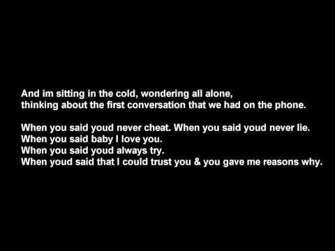 Johnny Rain - Mary's Song (Lyrics)