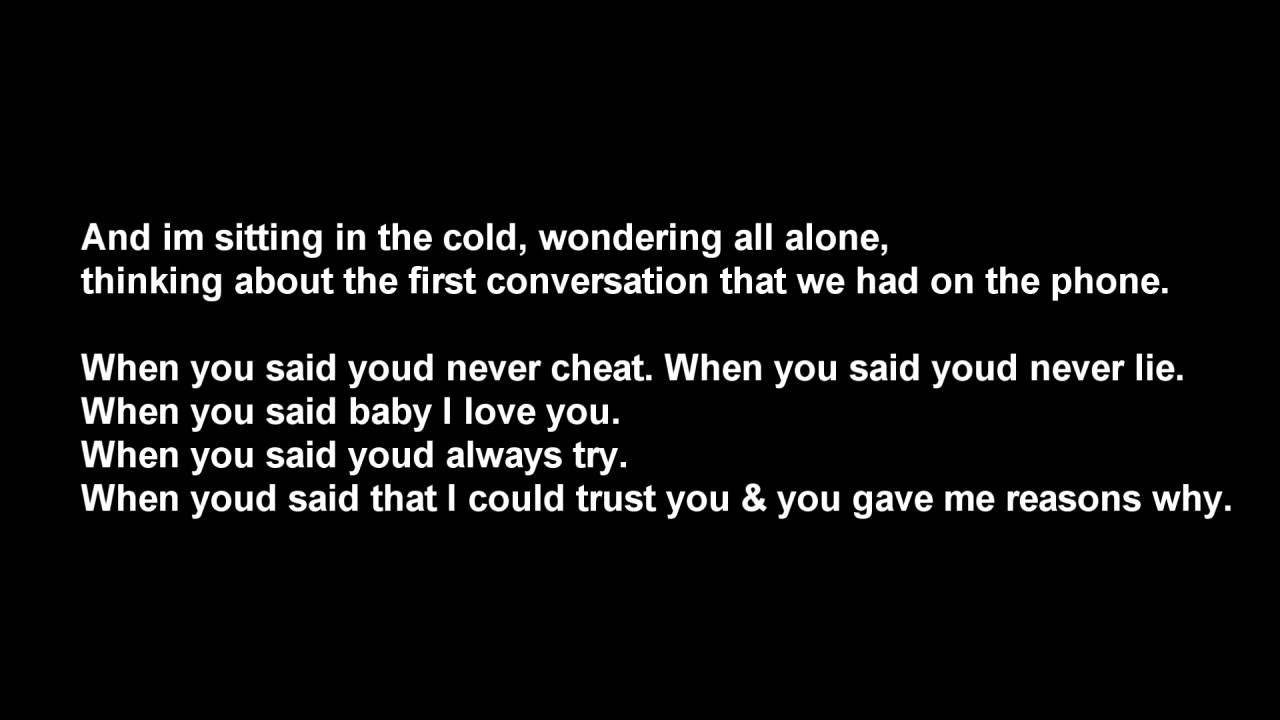 Johnny rain pisces lyrics