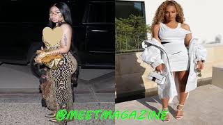 Beyonce sides with Nicki Minaj after fight with Cardi B at Harpers Bazaar Party! #NYFW #LHHNY