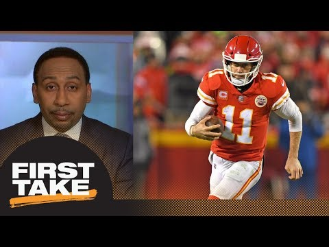 Stephen A. Smith on Alex Smith trade: Redskins just looking to save money | First Take | ESPN