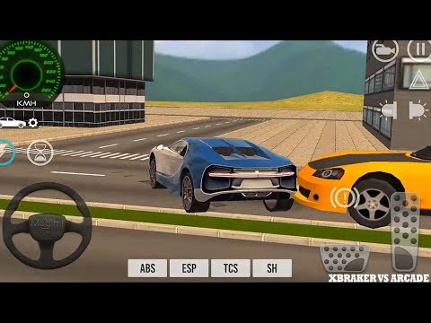 Car Simulator 2018 | Luxury Sport Top Speed 401 km/h | Car Drift Game - Android GamePlay FHD