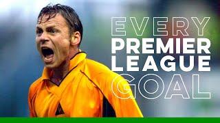 Paul Dickov: Every Premier League Goal