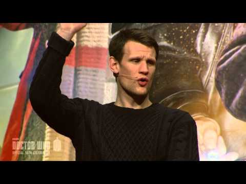 Is Matt Smith still the Eleventh Doctor? | Eleventh Hour Panel | Doctor Who