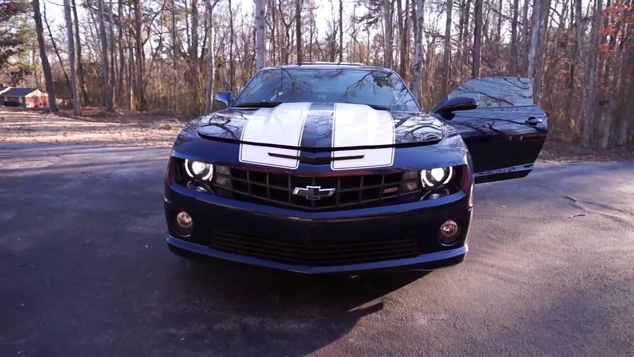 2010 Camaro SS RS 62L V8 FOR SALE Low Miles