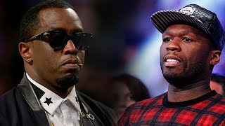 50 Cent x Diddy: A Look Into Their Long Standing Feud