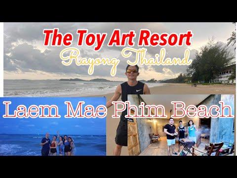 THE TOY ART RESORT AND LAEM MAE PHIM BEACH RAYONG THAILAND