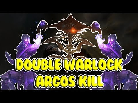 Double Warlock Argos Kill - Destiny 2 [Eater of Worlds]