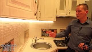 видео Кухонный гарнитур для маленькой кухни (26 фото): варианты, как выбрать угловой кухонный гарнитур